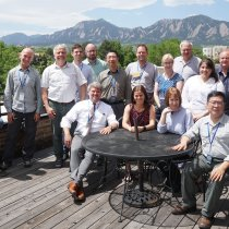 Participants in the GERI Governance Workshop, Boulder Colorado, June 2019