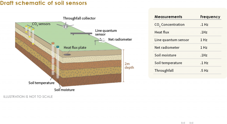 Draft Schematic of Soil Sensors